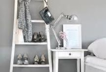 DIY Shoe Storage / Fantastic and easy DIY storage ideas for shoes