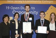 Phi Theta Kappa / The MCCC PTK association / by Mercer County Community College
