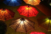 Umbrellas and Vintage Parasols☔ / ..Umbrellas and Parasols.. That is all☔ / by ✌️Krissy☀️
