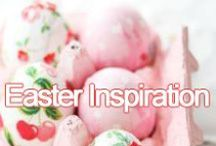 Easter Inspiration / Looking for inspiration this Easter? From home decor, to crafts,  beautiful gifts and more, we have brought you a few of our favourite things to egg-cite you!