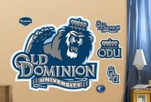 Monarch Den Decor / Decorate your home with ODU spirit!  / by Old Dominion Athletics