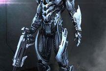 robot/armort