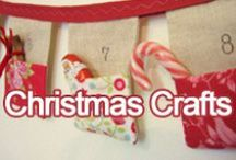 Christmas Crafts / Check out these Christmas crafts to get your inspiration for festive flourishes this winter!