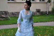 Regency & Victorian Fashions
