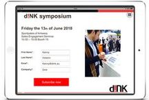 Administration tools to save time / Does administration take a lot of time at your company? Not with d!NK. View our automated solutions to empower your sales force!