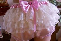Lingerie for Emily / Sissy vintage knickers made just for you!  Message me if you are interested
