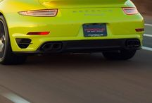 There is no substitute!! / Porsche  / by TG Putnam