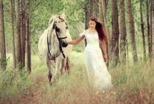 Equine portrait inspiration / Ideas and inspiration for portraits with your horse / pony