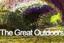 The Great Outdoors / We pay homage to the great outdoors! The colourful fields that wow us, and brilliant garden ideas - be inspired!