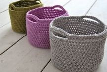 Sewing, Crafting & Co.: Bags, Baskets & Co.
