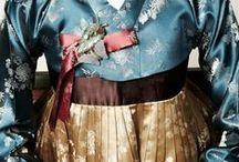 Hanbok 한복 Traditionnal Korea