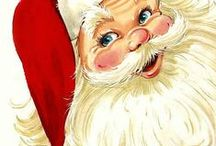Vintage Christmas / Cool images of Christmas past
