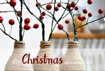 Christmas Decorating / Cute and creative Christmas decoration ideas for inside and outside your Bonadelle Neighborhoods home.