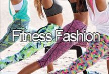 Fitness Fashion / Fitness fashion inspiration to make going to the gym that little bit more fun and colourful!