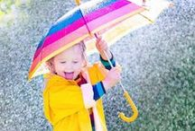 Family Fun on Rainy Days / Whether you want to stay dry inside or embrace the rain outside, you're sure to have a lot of fun with a variety of activities to chose from.