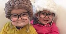 Halloween Costumes / Take a peek at our favorite Halloween costumes! Homemade or not, these are too cute to pass up!