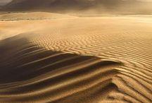 Déserts du monde / Les plus beaux paysages de déserts à travers le monde.