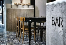 Bars Cafes and Restaurants / by Olivia Munroe