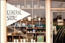 Shop fitout ideas / by Olivia Munroe