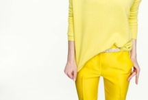 COLOUR OF SUNSHINE / by CAROLIN CAVALLI