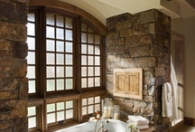 Beautiful Bathrooms / by Michael Penzek