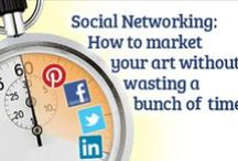 BLOG - SOCIAL NETWORKING TIPS / by Portraits by NC