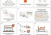 Marketing Infographics / by Raven Tools