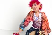 Character Dolls / artistic dolls and artistic artists