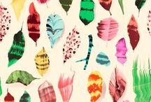 Pretty Prints Please / All things with beautiful prints for fashion, textiles, home etc... / by YAELLE Silk Scarves