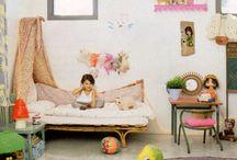 Chambres d'enfants / Des idées de décoration de chambres d'enfants qu'on prend un malin plaisir à reproduire.