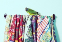 Scarf Style / Cool, quirky ways and styles of wearing scarves / by YAELLE Silk Scarves