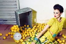 Amazing Fashion Photoshoots / by YAELLE Silk Scarves