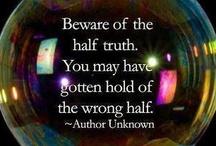 tis true, my friend...tis true / by Fallon L Goldsmith