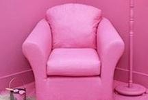 Pink / by Hikia Dixon