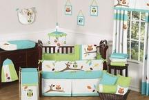 Bird and Owl Nursery Ideas / by Sweet Dreams My Child