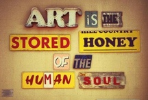 Art Class / by Fiona Van Heerden