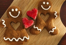 Celebrate : Gingerbread Fun! / There is something so magical about all the cute gingerbread men, houses, cookies and crafts.