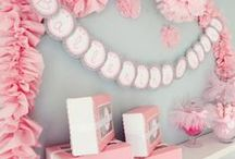 Celebrate : Baby Girl Shower
