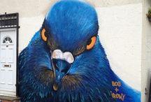 Street Art  / by YAELLE Silk Scarves