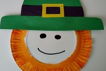 Kids St. Patrick's Day Crafts & Activities
