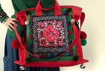 Sacs, pochettes, trousses / bags & cases I really like + bags patterns for sewing