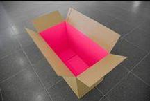 pink / by Simone Bosbach