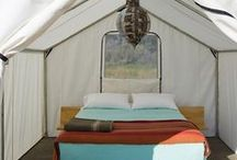 Tents / by Simone Bosbach