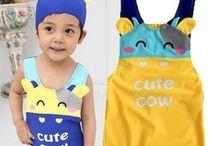 Maillots de bain enfants / Des maillots de bain mimi pour les filles & les garçons