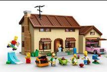 Lego / Lego et ses briques emboîtables. Lego invite les enfants à imaginer et à explorer de nouvelles histoires pleines d'humour