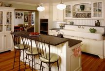Dream Rooms (Kitchen/Dining Room)