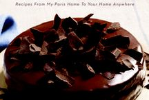 Baking Chez Moi / From my book, Baking Chez Moi: Recipes From My Paris Home to Your Home Anywhere.