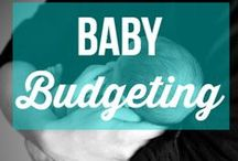Baby Budgeting / Having a baby is a big responsibility. And one of the responsibilities is to ensure that you have the financial support to raise a happy and healthy baby.Here are some great tips to help you create a budget for your baby, and ways to save money.