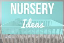 Nursery Ideas / Nursery ideas for baby boys and girls. There are even neutral ideas in case you aren't finding out what you are having before hand.
