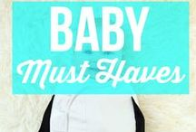 Baby Must Haves / What type of baby products and gears are must haves? Here's a list of pins of baby products that you're going to find are essential for your baby.